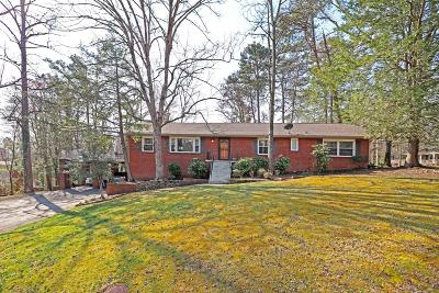Knoxville Single Family Home For Sale: 1716 Doningham Drive