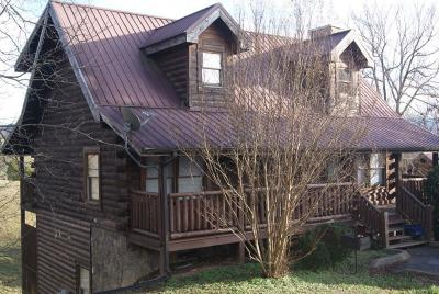 Sevierville Single Family Home For Sale: 1540 Rainbow Ridge Way