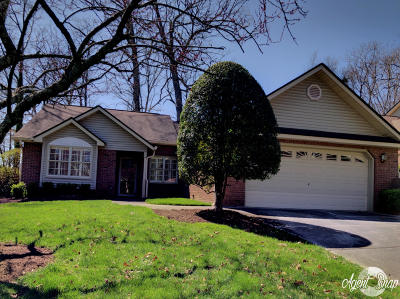 Knoxville Condo/Townhouse Pending - Continue To Show - F: 5525 Lonas Drive #B4