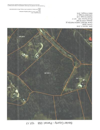 Seymour Residential Lots & Land For Sale: Parcel 148 Staghorn Lane