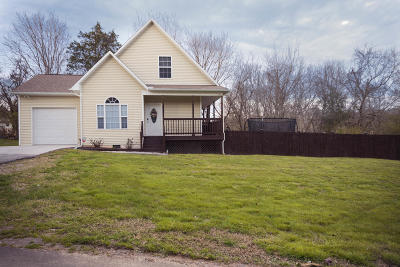 Knoxville Single Family Home For Sale: 4908 E Emory Rd