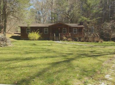 Tellico Plains Single Family Home For Sale: 271 Epperson Rd