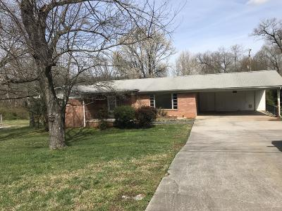 Maryville Single Family Home For Sale: 1815 E Hunt Rd