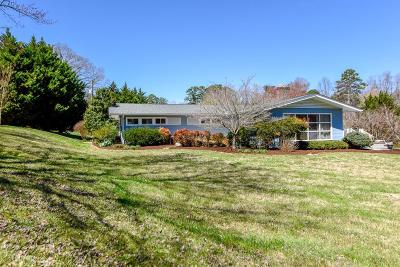 Knoxville Single Family Home For Sale: 4601 Seminole Rd
