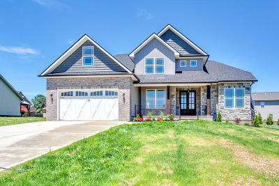 Knoxville Single Family Home For Sale: 7710 Fox Valley Lane