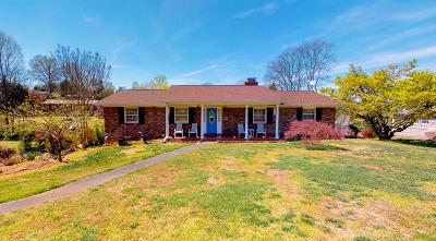 Knoxville Single Family Home For Sale: 205 Norfolk Drive