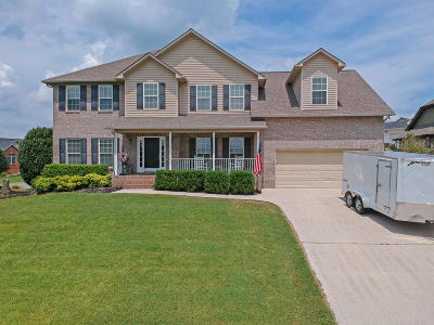 Maryville Single Family Home For Sale: 542 Grassland Drive