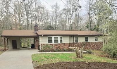 Anderson County Single Family Home For Sale: 104 Burgess Lane