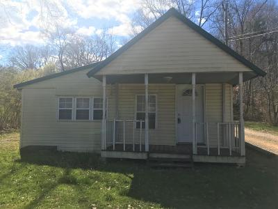 Oliver Springs Single Family Home Pending - Continue To Show: 10334 Petros Hwy