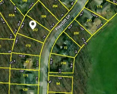 Fairfield Glade Residential Lots & Land For Sale: 120 Prescott Lane