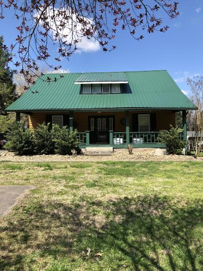 Maryville Single Family Home For Sale: 2113 Old Knoxville Pike