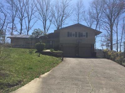 Oneida Single Family Home For Sale: 104 Hilltop Drive