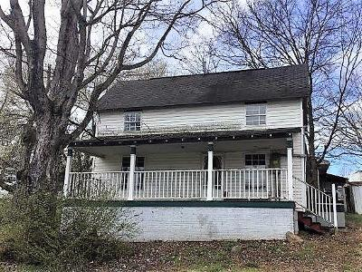 Loudon County Single Family Home For Sale: 501 N D St