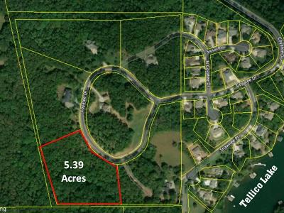 Loudon Residential Lots & Land For Sale: 220 Coyatee Drive