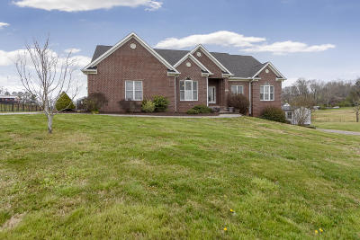 Blount County Single Family Home For Sale: 2506 Grey Ridge Rd
