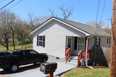 Clinton Single Family Home Pending - Continue To Show: 714 Sharp St