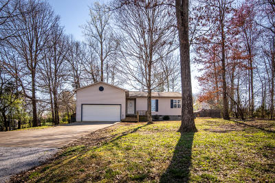 Maryville Single Family Home For Sale: 2611 Berea Circle Circle