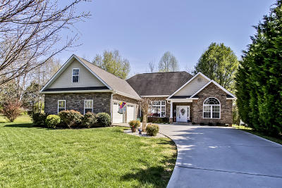Loudon Single Family Home Pending - Continue To Show - I: 405 Cheestana Lane