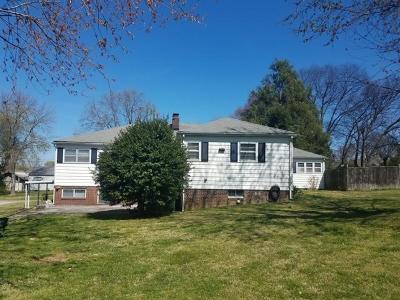Maryville Single Family Home For Sale: 111 Bogart Lane