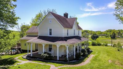 Maryville Single Family Home For Sale: 4756 Morganton Rd