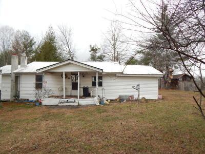 Deer Lodge Single Family Home For Sale: 4516 Nashville Hwy