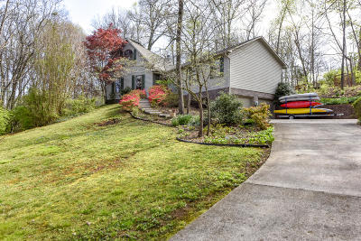 Maryville Single Family Home For Sale: 3002 Shadow Brook Drive