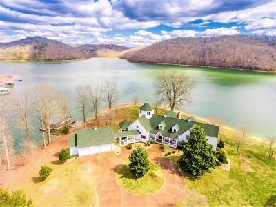 Lafollette TN Single Family Home For Sale: $1,799,900