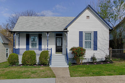 Knoxville Single Family Home For Sale: 431 E Oldham East Ave