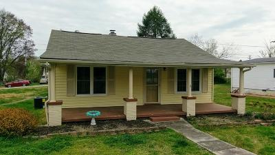 Clinton Single Family Home Pending: 921 Medaris St