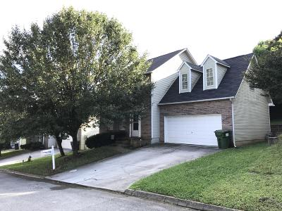 Knoxville Single Family Home For Sale: 719 Colony Village Way