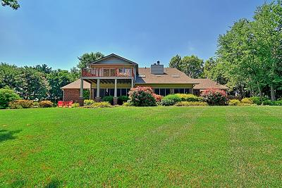 Knox County Single Family Home For Sale: 12231 S Fox Den Drive
