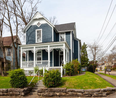 Knoxville Single Family Home For Sale: 821 Eleanor St