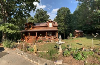 Blount County Single Family Home For Sale: 125 Dixie Way