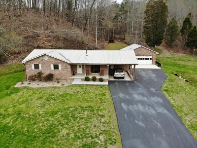 Oliver Springs Single Family Home Pending - Continue To Show - I: 394 Scandlyn Hollow Road Off Rd