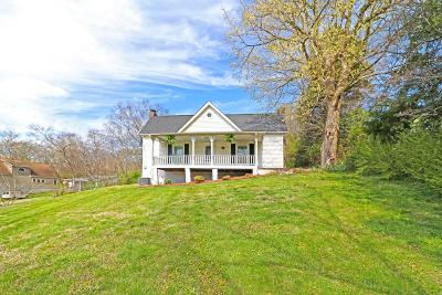 Powell Single Family Home For Sale: 7605 Collier Rd