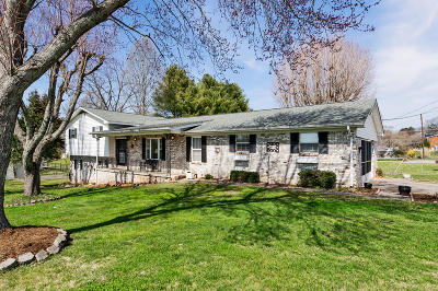 Knoxville Single Family Home For Sale: 7508 Ledgerwood Rd