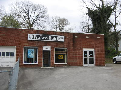Blount County Commercial For Sale: 1402 E Broadway Ave