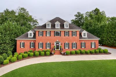 Oak Ridge Single Family Home For Sale: 142 Center Park Lane