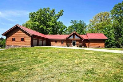 Meigs County, Rhea County, Roane County Single Family Home For Sale: 212 Spring Harbor Drive