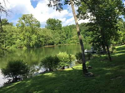 Anderson County, Campbell County, Claiborne County, Grainger County, Union County Residential Lots & Land For Sale: Lot 20 Paradise Lane