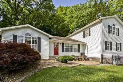 Loudon County Single Family Home For Sale: 251 Rock Springs Rd