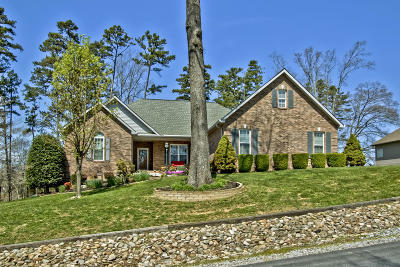 Single Family Home Pending - Continue To Show: 128 Tommotley Drive