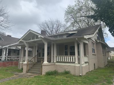 Knoxville Single Family Home For Sale: 2308 E 5th Ave