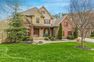 Knox County Single Family Home For Sale: 1822 Duncan Woods Lane