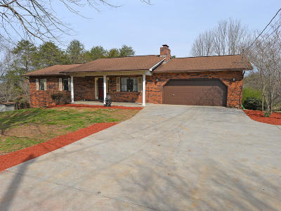 Sevier County Single Family Home For Sale: 2050 Allenridge Drive