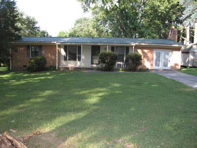 Lafollette Single Family Home For Sale: 152 Hilldale Lane