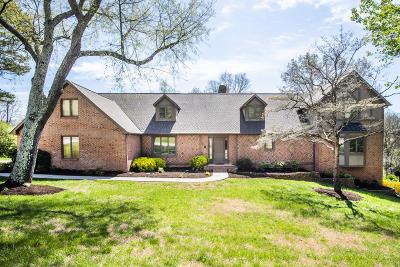 Knoxville Single Family Home For Sale: 11008 Crosswind Drive