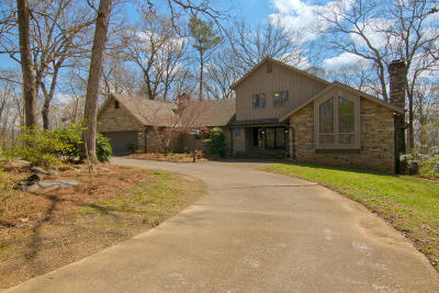 Maryville Single Family Home For Sale: 3953 Riverview Drive