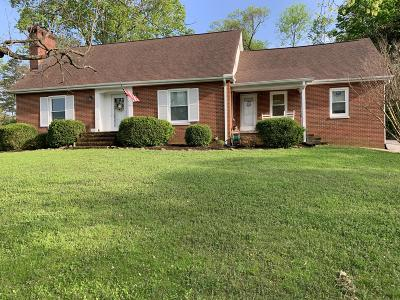 Knoxville Single Family Home For Sale: 3826 Maupin Drive