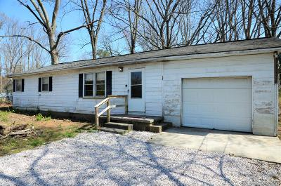 Powell Single Family Home For Sale: 8142 Harmon Rd